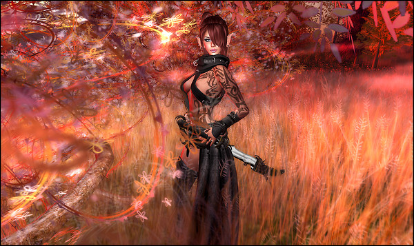 Wind Elf - Autumn