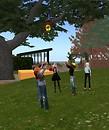 Dance & toss - Parcadia Violet