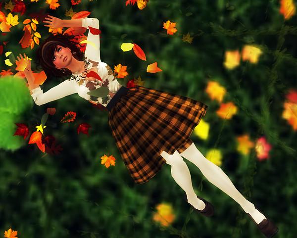 Autumn Caught Me 2/365