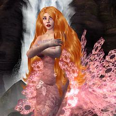 pink mermaid 2