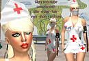Glory sexy nurse set_002