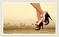 CANDY SHOES FREE