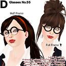 Glasses No.55