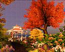 September breezes usher in autumns hue
