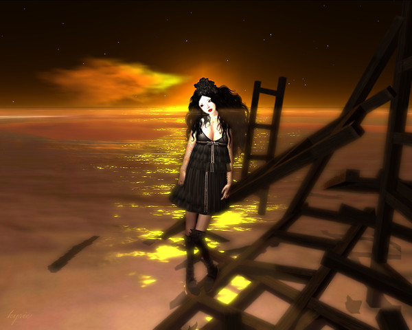 broken ladder dreamscapes