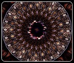 Kaleidescope Ceiling