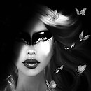 madame butterfly bw