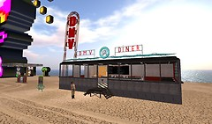 BURN2 DMV Diner - EmCee Widget