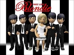 Blondie - Cooee Lines