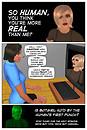 Botgirl vs. Human #1