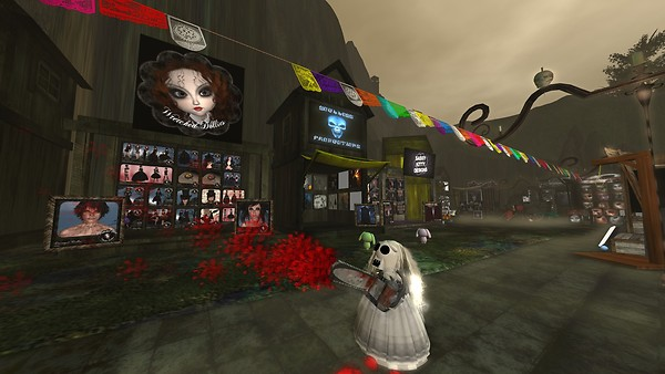 The Guild of Gloom Presents ~ HORRORFEST 2010!!!, Floyd (190, 