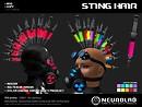 [NeurolaB Inc.] Sting hair_ v1.0_vendor