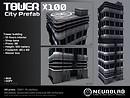 [Neurolab Inc.] Tower X100 city prefab 2010_vendor