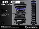 [Neurolab Inc.] Tower R100 city prefab 2010_vendor