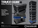 [Neurolab Inc.] Tower H100 city prefab 2010_vendor