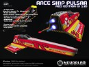 [Neurolab Inc] Race Ship Pulsar (red) v1.0.95 vendor