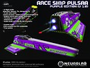 [Neurolab Inc] Race Ship Pulsar (purple) v1.0.95 vendor