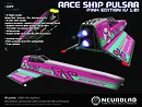 [Neurolab Inc] Race Ship Pulsar (Pink) v1.0.95 vendor