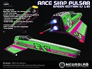 [Neurolab Inc] Race Ship Pulsar (green) v1.0.95 vendor