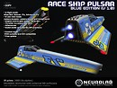 [Neurolab Inc] Race Ship Pulsar (blue) v1.0.95 vendor