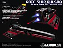 [Neurolab Inc] Race Ship Pulsar (black-red) v1.0.95 vendor