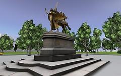 Sherman Monument, Manhattan
