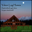 Yukon Log Homes Ad