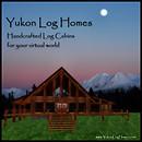 Yukon Log Homes Ad