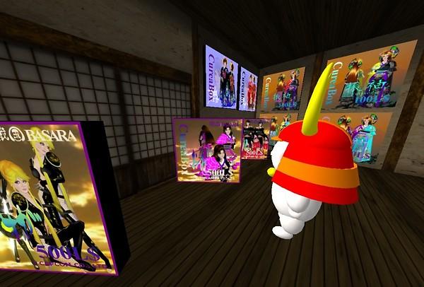Sengoku Basara in Second Life_6