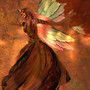 The Fall of the Year ~ Festival Samhain poster background