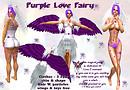 Purple Love Fairy costume_009
