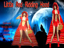 Little red rididng hood costume set01