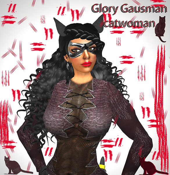 GG Catwoman costume_015