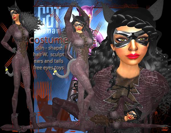 catwoman_costume set