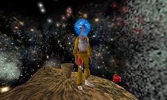 Astronaut Cosplay Costume Photo