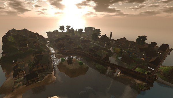 Isle of Dee Medieval Market & Medieval RP Tavern, DEE (13, 238,    26) - Moderate - Torley Linden