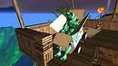 racing in a carboard box heh - Torley Linden
