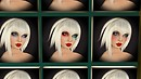 different eyeshadow color for each eye - Torley Linden
