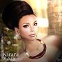 R.A.Crystal Kirara Red&Gold