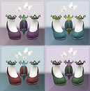 The *Little Princess* Shoes (Suede)