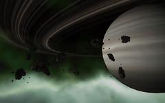 Eve Online: rocks