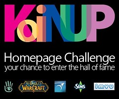 Koinup Homepage Competition!