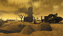 Pano view of the Fall Out Shelter @The Wastelands 3