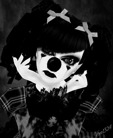 Sadness of a Clown (2)