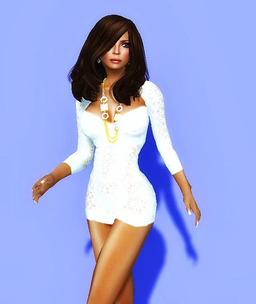 Brunette Barbie