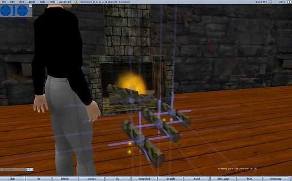 Making a Fireplace, 4