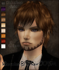 {Ania}RecolorHair005Male8K