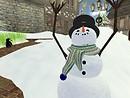 Who doesn't love a happy snowman? - Ravenelle Zugzwang