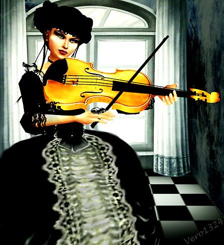 Lady Muzyk
