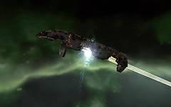 Eve Online: Blood battleship